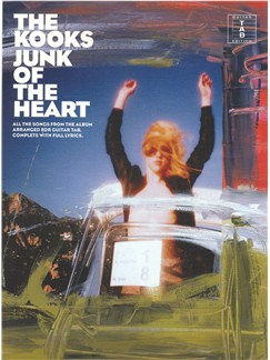 The Kooks: Junk Of The Heart Books | Guitar Tab