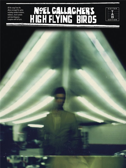 Noel Gallagher\'s High Flying Birds - Guitar Sheet Music - Sheet ...