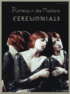 Florence + The Machine: Ceremonials Books | Piano, Vocal & Guitar