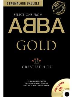 Strumalong Ukulele: Selections From ABBA Gold Books and CDs | Ukulele