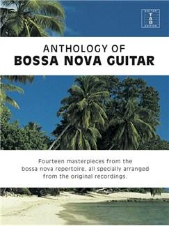 Anthology Of Bossa Nova Guitar Livre | Tablature Guitare, Guitare