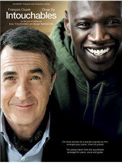 Intouchables: Original Soundtrack Books | Piano, Piano, Vocal & Guitar