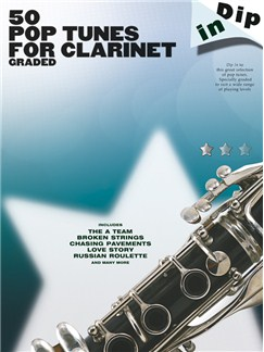Dip In: 50 Graded Pop Clarinet Solos Books | Clarinet