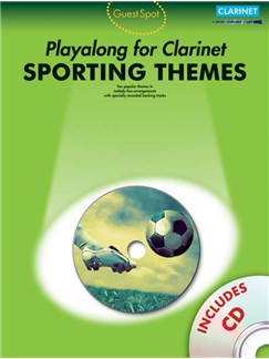 Guest Spot: Sporting Themes - Clarinet Books and CDs | Clarinet
