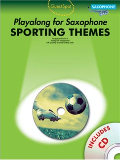Guest Spot: Sporting Themes - Alto Saxophone Books and CDs | Alto Saxophone