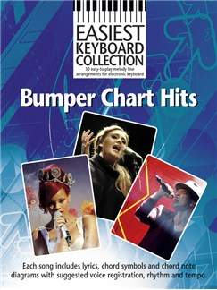 Easiest Keyboard Collection: Bumper Chart Hits Books | Keyboard