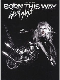 Lady Gaga: Born This Way (PVG) Books | Piano, Vocal & Guitar