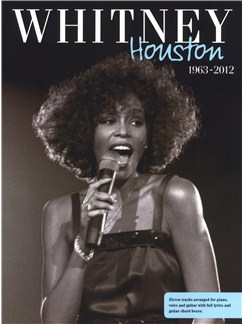 Whitney Houston: 1963 - 2012 Books | Piano, Vocal & Guitar