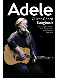 Guitar Chord Songbook: Adele Books | Lyrics & Chords