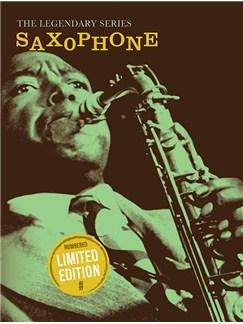 The Legendary Series - Saxophone Livre | Saxophone Alto