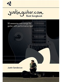 The Justinguitar.com Rock Songbook Books | Lyrics & Chords, Guitar Tab, Guitar