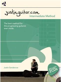 The Justinguitar.com Intermediate Method (Book/2CD) Books and CDs | Guitar