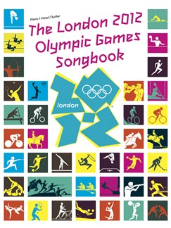 The London 2012 Olympic Games Songbook Books | Piano, Vocal & Guitar