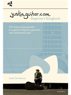 Justinguitar.com Beginner's Songbook: 2nd Edition (Spiral Bound) Books | Lyrics & Chords, Guitar