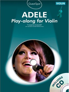 Guest Spot: Adele - Violin Books and CDs | Violin