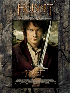 The Hobbit: An Unexpected Journey Books | Piano & Vocal