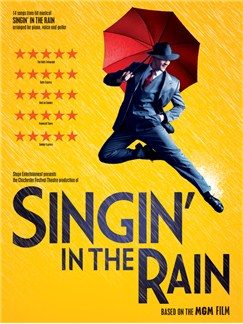 Singin' In The Rain - 14 Songs From The Hit Musical Books | Piano, Vocal & Guitar