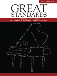 Great Standards Books | Piano, Vocal & Guitar