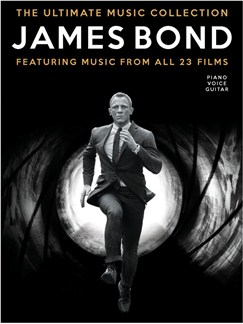 James Bond: The Ultimate Collection Books | Piano, Vocal & Guitar