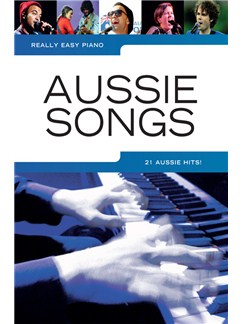 Really Easy Piano: Aussie Songs Books |