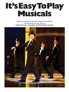 It's Easy To Play Musicals Books | Piano