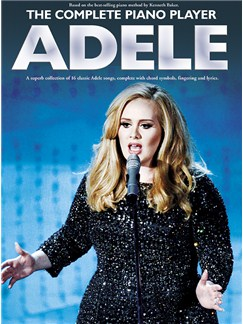 The Complete Piano Player: Adele Books | Piano