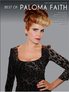 Best Of Paloma Faith Books | Piano, Vocal & Guitar