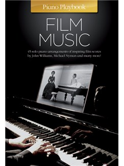 Piano Playbook: Film Music Books | Piano