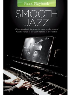 Piano Playbook: Smooth Jazz (Reprint) Livre | Piano