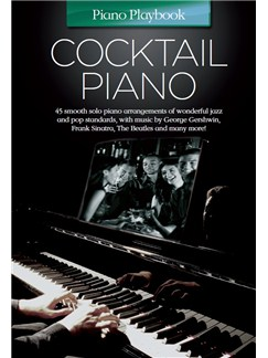 Piano Playbook: Cocktail Piano Livre | Piano