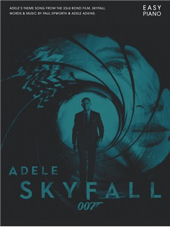 Adele: Skyfall - James Bond Theme (Easy Piano) Books | Piano