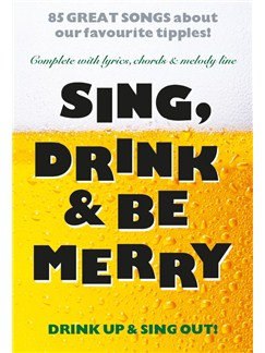 Sing, Drink And Be Merry Books | Melody Line & Chords