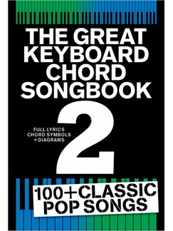 The Great Keyboard Songbook 2 Books | Piano, Lyrics & Chords