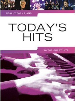 Really Easy Piano: Today's Hits Books | Piano