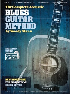 The Complete Acoustic Blues Guitar Method Books | Acoustic Guitar