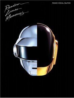 Daft Punk: Random Access Memories Books | Piano, Vocal & Guitar