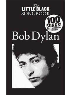 The Little Black Songbook: Bob Dylan Livre |
