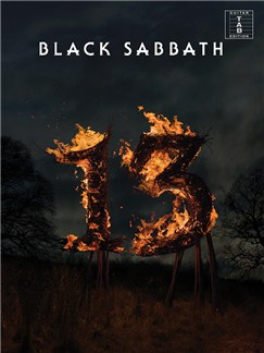 Black Sabbath: 13 (TAB) Books | Guitar Tab, Guitar