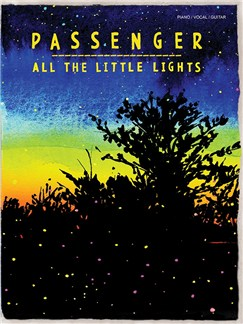 Passenger: All The Little Lights Books | Piano, Vocal & Guitar