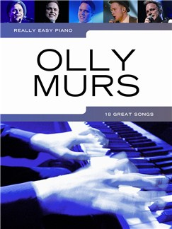 Really Easy Piano: Olly Murs Books | Piano