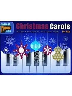 Easiest Piano Songbook: Christmas Carols Books | Piano