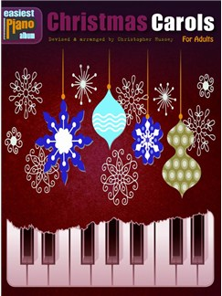 Easiest Piano Album: Christmas Carols - For Adults Books | Piano