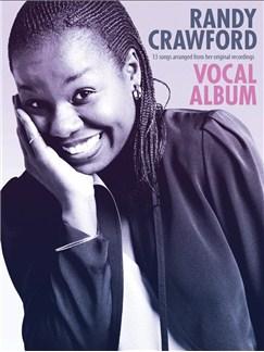 Randy Crawford: Vocal Album (PVG) Books | Piano, Vocal & Guitar