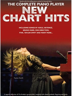 Complete Piano Player: New Chart Hits Books | Piano