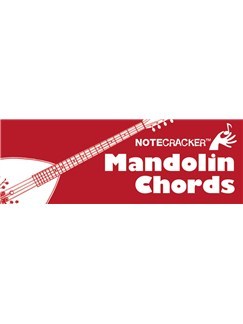 Notecracker Mandolin Chords Books | Mandolin