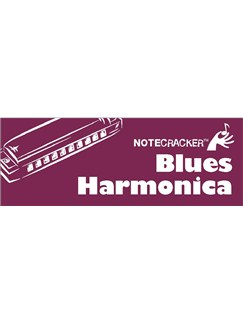 Notecracker Blues Harmonica Books | Harmonica