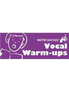 Notecracker Vocal Warm-Ups Books | Voice