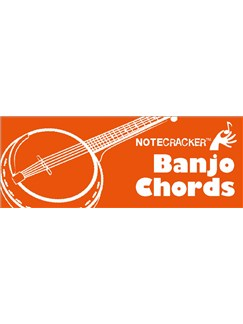 Notecracker Banjo Chords Books | Banjo