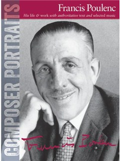 Composer Portraits: Francis Poulenc Books | Piano