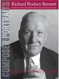 Composer Portraits: Richard Rodney Bennett Books | Piano